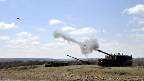 tin tức mới cập nhật về tình hình chiến sự Syria cho biết, Thổ Nhỹ Kỳ pháo kích IS tiêu dịêt 7 phiến quân
