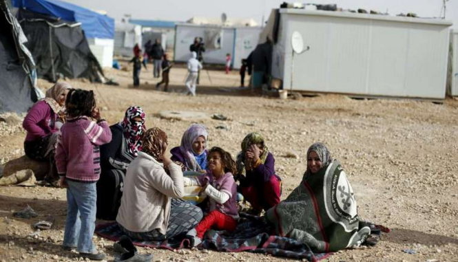 tin tức về tình hình chiến sự Syria mới nhất ngày 21//2016 cho biết Nhật quyết định viện trợ 350 triệu USD cho người tị nạn Iraq, Syria