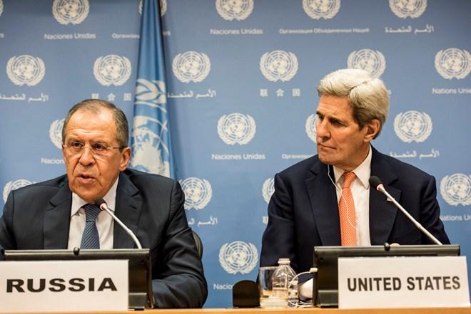 Ngoại trưởng Nga - Mỹ hội đàm về hòa bình Syria là tin tức về tình hình chiến sự Syria mới nhất ngày 21/1/2016