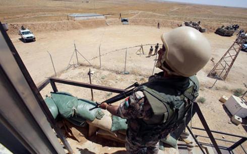 Jordan quyết định đóng cửa biên giới với Syria giữa lúc tình hình chiến sự Syria đang căng thẳng