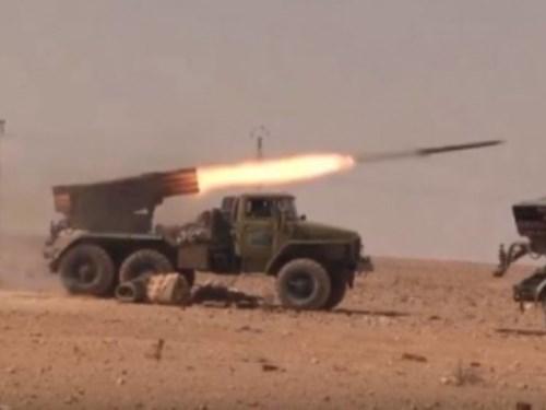 Trong những tin tức về tình hình Syria mới nhất hôm nay có diễn biến IS phản công giành lại Raqqa