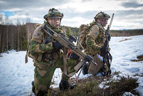 Na Uy đang tính toán đưa quân tới can thiệp vào tình hình chiến sự Syria hiện nay