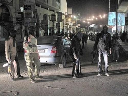 Khủng bố đã bất ngờ nã pháo vào quân đội Syria trong đêm , theo tình hình chiến sự Syria mới cập nhật