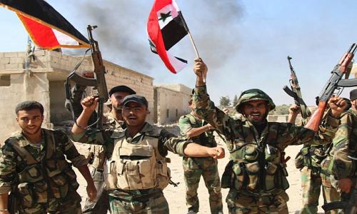 Chiến dịch quân sự kéo dài hơn 100 ngày của quân đội Syria tiêu diệt hơn 700 tay súng, theo tình hình chiến sự Syria mới cập nhật