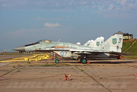 Máy bay mới của Ukraine sẽ giống với tiêm kích MiG-29 do Nga thiết kế