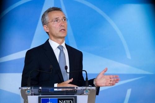 Tổng thư ký NATO Stoltenberg