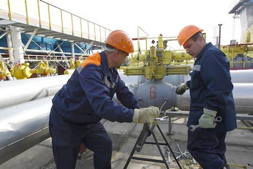 Kể từ ngày 12/10, Nga sẽ bắt đầu đợt bán khí đốt mới cho Ukraine