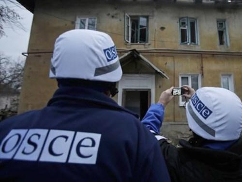 Nga muốn OSCE tăng cường số quan sát viên tại miền Đông Ukraine