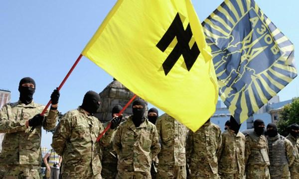 Tình hình Ukraine mới nhất cho biết Mỹ kiên quyết không hỗ trợ phát xít ở Ukraine