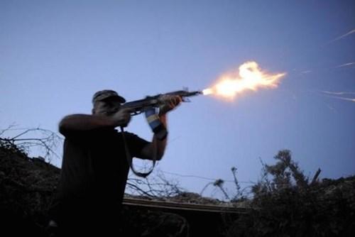 Ukraine vẫn chưa từ bỏ lời đề nghị được cung cấp vũ khí sát thương