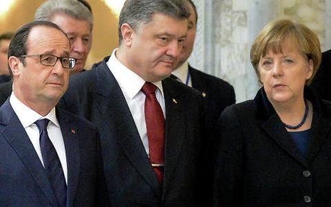 Tình hình Ukraine mới nhất cho biết Ukraine, Đức, Pháp thúc đẩy thỏa thuận Minsk