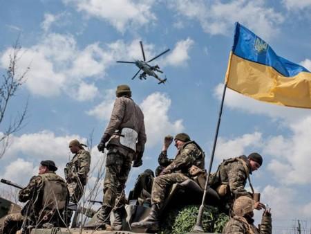 Tình hình Ukraine mới nhất cho biết Ukraine sẽ tăng chi tiêu quân sự trong năm tiếp theo