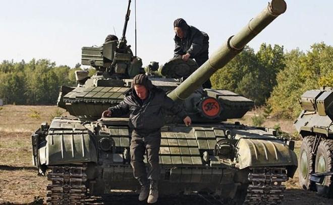 Quân đội Ukraine vẫn đang chuẩn bị các hành động tác chiến