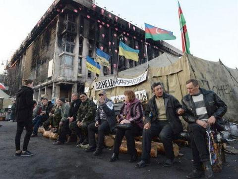 Tình hình Ukraine mới nhất cho biết Chính trường Ukraine đang tiếp tục chao đảo