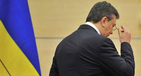 Tình hình Ukraine mới nhất cho biết Tổng thống Ukraine Petro Poroshenko đã bất ngờ thừa nhận việc lật đổ cựu Tổng thống Yanukovych là bất hợp pháp