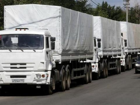 Nga tăng cường viện trợ cho vùng Donbass
