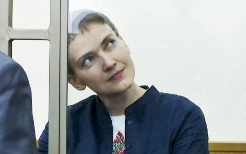 Nữ phi công Ukraine Nadezhda Savchenko