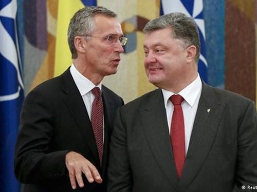 Tình hình Ukraine mới nhất cho biết NATO khẳng định sẽ không có vũ khí cho Ukraine