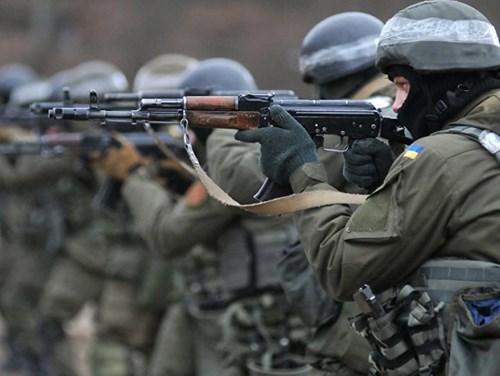 Ukraine tiếp tục đề nghị Mỹ cung cấp vũ khí cho quân đội