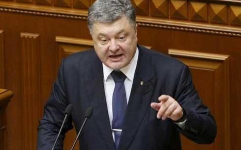 Tình hình Ukraine mới nhất cho biết Tổng thống Ukraine kêu gọi sửa đổi Hiến pháp