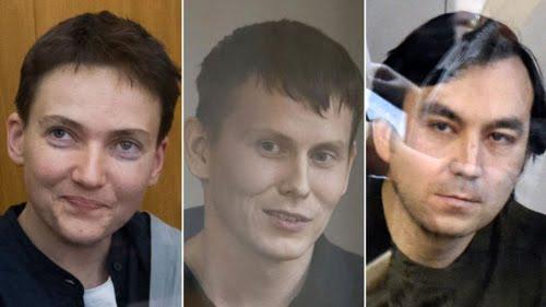 Nga, Ukraine thống nhất cơ chế trao đổi tù nhân