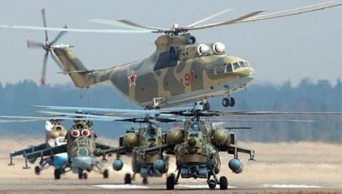 Nga phát triển xong toàn bộ động cơ nội địa cho máy bay trực thăng trong vòng 1 năm