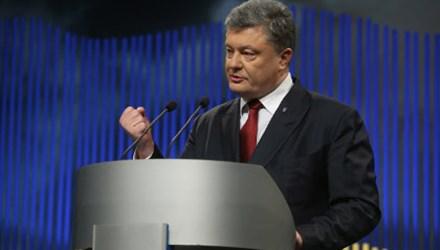Tình hình Ukraine mới nhất cho biết Tổng thống Ukraine quyết lấy lại bán đảo Crimea