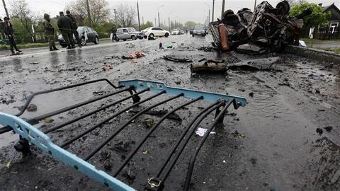 Quân đội Ukraine bất ngờ tổn thất nặng ở miền Đông
