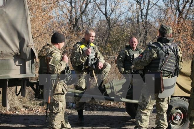 Tình hình Ukraine mới nhất cho biết Ukraine thông qua dự luật cho binh sỹ nước ngoài đi vào lãnh thổ