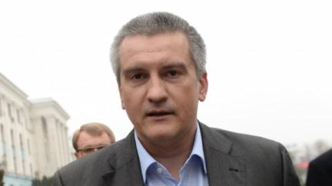 Lãnh đạo Crimea Sergey Aksenov