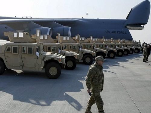 Tình hình Ukraine mới nhất cho biết Mỹ chi 266 triệu USD cho Ukraine