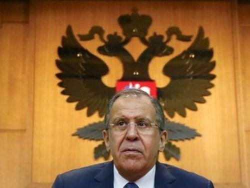 Tình hình Ukraine mới nhất cho biết Bộ trưởng Nga tố Ukraine cố tình 'hãm hại' Nga