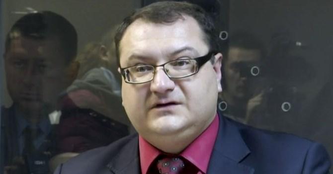 Luật sư Yuriy Grabovsky