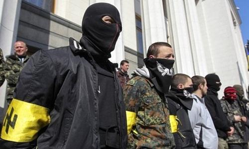 Tình hình Ukraine mới nhất cho biết nhóm cực hữu Ukraine bị tố đảo chính ở Nga