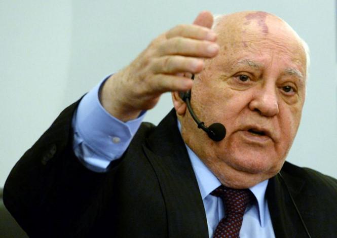 Ông Gorbachev ủng hộ việc Nga sáp nhập Crimea