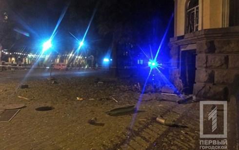Tình hình Ukraine mới nhất cho biết Ukraine cáo buộc khủng bố gây ra vụ nổ lớn ở thành phố Odessa