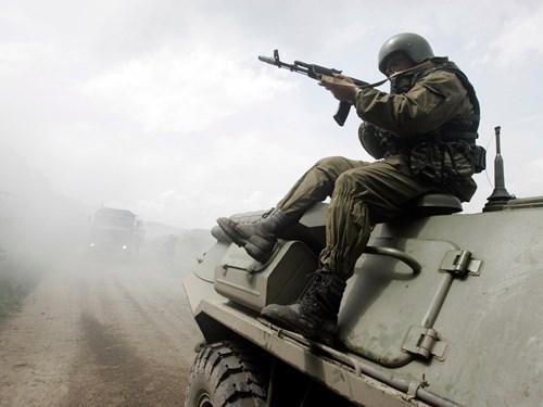 Báo Mỹ cho hay Nga điều lực lượng đặc biệt từ Ukraine sang Syria