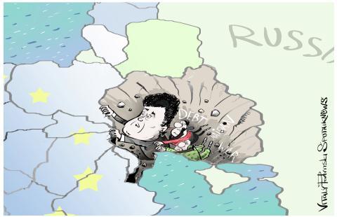 Tình hình Ukraine mới nhất cho biết Ukraine đang phải đối mặt với nhiều khoản nợ