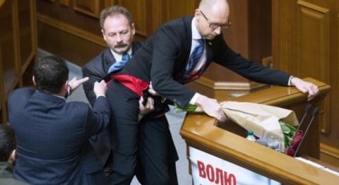 Tình hình Ukraine mới nhất cho biết Ukraine không loại trừ khả năng cách chức Thủ tướng