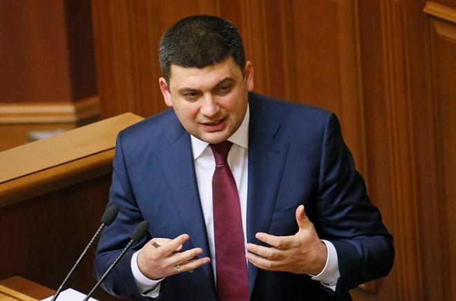 Tình hình Ukraine mới nhất các đảng phái Ukraine nhất trí lập liên minh mới