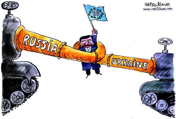 Tình hình Ukraine mới nhất cho biết Nga tuyên bố Ukraine còn nợ 29,5 tỉ USD tiền khí đốt