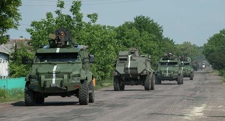 Đa số xe bọc thép, xe tăng của Ukraine mắc lỗi kỹ thuật
