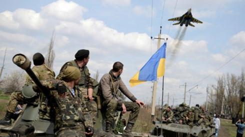 Tình hình Ukraine mới nhất cho biết xung đột lại bùng phát ở Ukraine