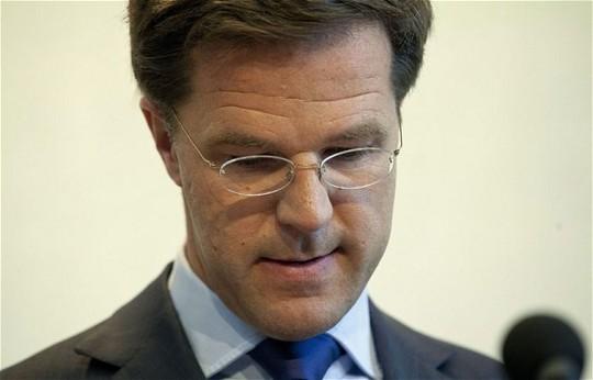 Thủ tướng Hà Lan Mark Rutte