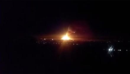 Tình hình Ukraine mới nhất cho biết nổ kho đạn ở miền Đông Ukraine, 6 người thương vong