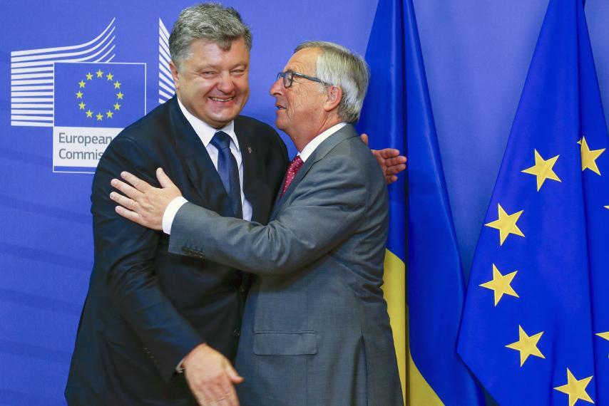 Kiev đang tìm mọi cách để được gia nhập EU hoặc NATO trong bối cảnh tình hình Ukraine hiện nay.