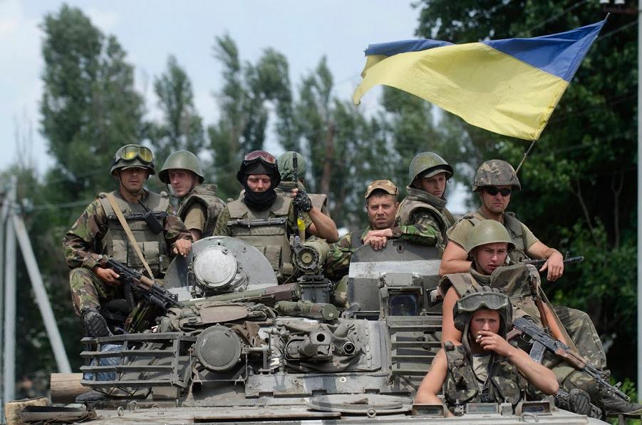 An ninh Ukraine bố trí cứ điểm hỏa lực dọc theo biên giới với Nga, theo những tin tức về tình hình Ukraine mới nhất hôm nay