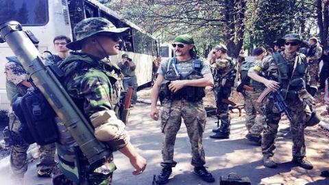 Tình hình Ukraine mới nhất cho biết Ukraine đang đứng trước nguy cơ nổ ra cuộc nội chiến thứ 2