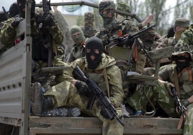 Tình hình Ukraine mới nhất: EU rất có thể sẽ áp dụng các biện pháp trừng phạt với quân ly khai thân Nga