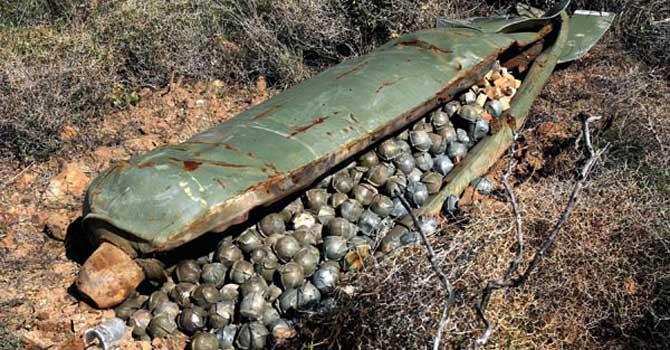 Lộ bằng chứng quân đội Ukraine sử dụng bom chùm tấn công các khu vực đông dân cư